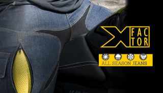 Trilobite 1663 Probut X-factor motorcycle jeans